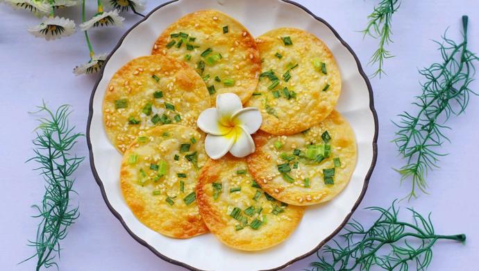 #父亲节,给老爸做道菜#饺子皮葱油孜然薄脆饼