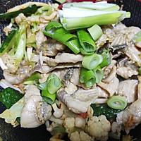 #肉食者联盟#饭店两百的干锅脆鱼,在家就能做,好吃到飙泪!的做法图解10