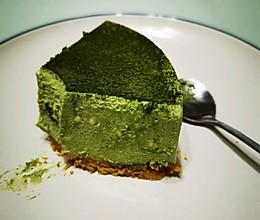 免烤箱蛋糕: 抹茶慕斯的做法