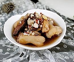 夏季湿热~为家人熬一锅祛湿猪手汤吧~的做法