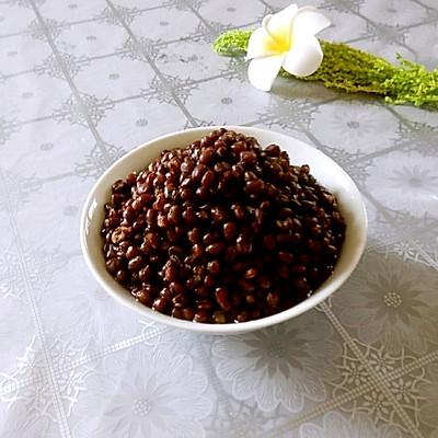 蜜红豆(超简单)