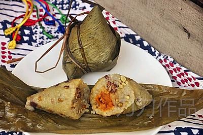#甜粽VS咸粽,你是哪一党?#枧水粽