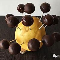 印花棒棒糖蛋糕的做法图解9