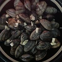 酒焗海蛤的做法图解3