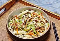 什锦菌菇烩#我要上首页清爽家常菜#的做法