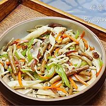 什锦菌菇烩#我要上首页清爽家常菜#