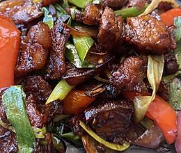 #入秋滋补正当时#家常回锅肉的做法