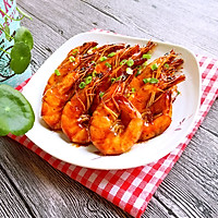 【私房菜】吮指油焖大虾的做法图解9