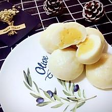 中式面点奶黄包