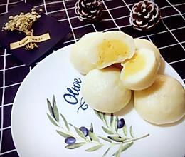 中式面点奶黄包的做法