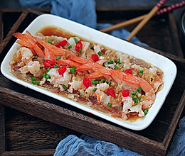 蒜蓉粉丝蒸虾#母亲节,给妈妈做道菜#的做法