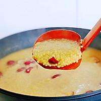 #今天吃什么#小米红枣粥的做法图解8