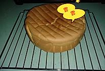 戚风蛋糕烤箱处女作的做法