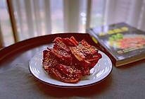 家庭版—日式烤鳗鱼干—好吃又简单的做法