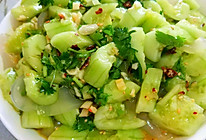 黄瓜拌拉皮的做法