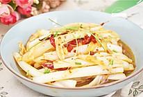 酸辣白菜#Hello baby#新年健康减脂素菜#的做法
