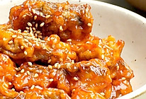 #美食视频挑战赛#糖醋香菇的做法
