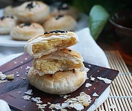 长帝e•Bake互联网烤箱CRDF32A--绿豆酥的做法
