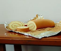 瑞士卷:蛋糕卷不开裂的秘诀的做法