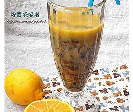 柠香吸吸橙的做法