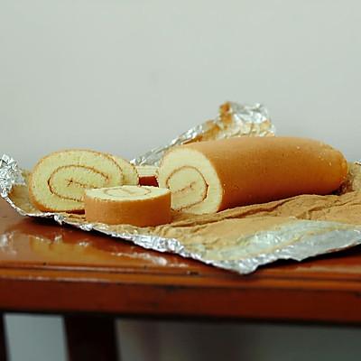 瑞士卷:蛋糕卷不开裂的秘诀
