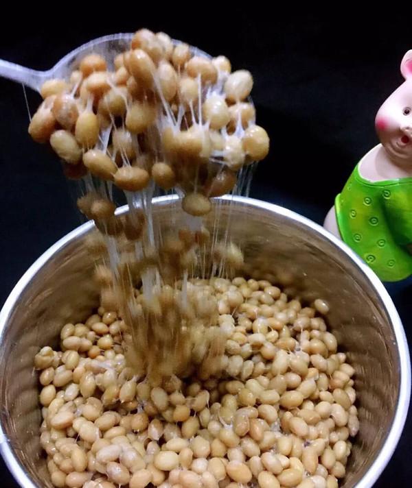 自制纳豆的做法