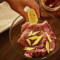 黄金猪排 | 九阳知食的做法图解3