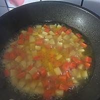 咖喱鸡丁的做法图解4