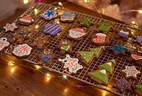 圣诞姜饼人【初味日记】的做法