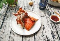 #名厨汁味,圆中秋美味# 清蒸梭子蟹的做法