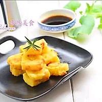 九阳空气炸锅~煎米豆腐