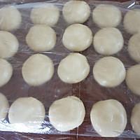 纯手工蛋黄酥的做法图解9