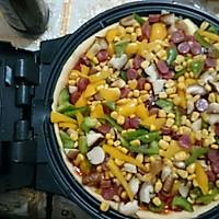 披萨的做法图解3