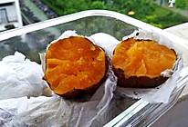 #宿舍党微波炉菜谱#微波烤红薯的做法