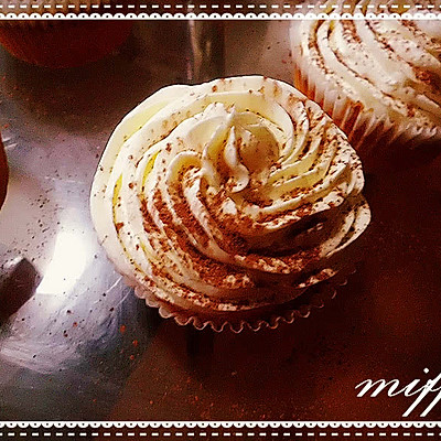 白巧克力奶油霜