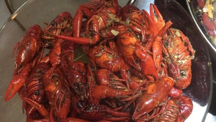 潜江油焖小龙虾