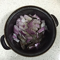 胡椒洋葱虾#美的微波炉菜谱#的做法图解3