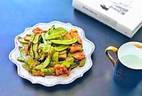 荷兰豆豆的做法
