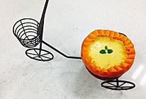 南瓜车的南瓜腰果露的做法