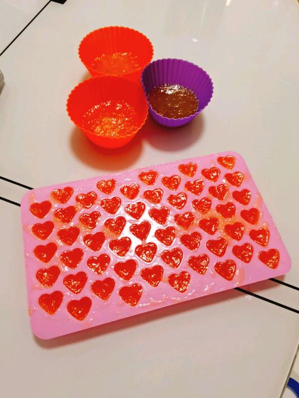 小零食-健康无添加的藕粉QQ糖的做法