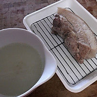 蒜泥肉的做法图解2