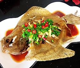 #我们约饭吧#超简单,小白一看就会#清蒸多宝鱼的做法
