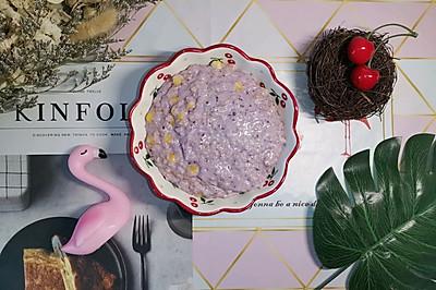 牛奶玉米燕麦粥(减脂菜单)