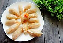 萝卜粉条水晶蒸饺的做法