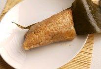 端午~咸蛋黄五花肉粽子的做法