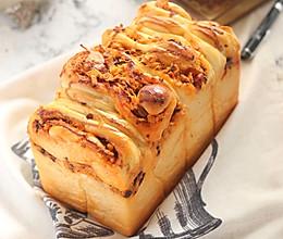 #橄榄中国味 感恩添美味#老干妈吐司的做法