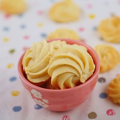 奶酪蛋白曲奇(烤箱做饼干)的做法 步骤11