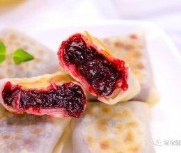 樱桃小方派 宝宝辅食食谱的做法