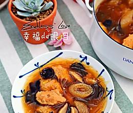 香港经典街头小吃:【碗仔翅】的做法