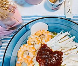#一勺葱伴侣,成就招牌美味#中式拌饭的做法